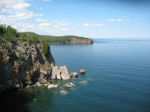 Lake Superior Fishing