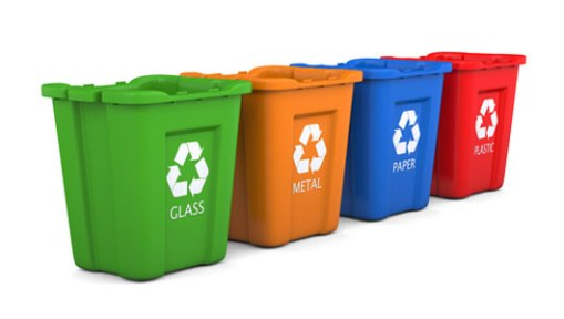 Recycling-bins